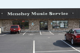 Menchey Music in Hanover, PA