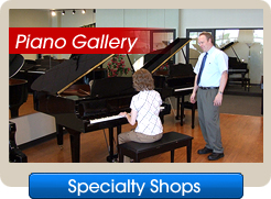Specialty Shops - Piano Gallery